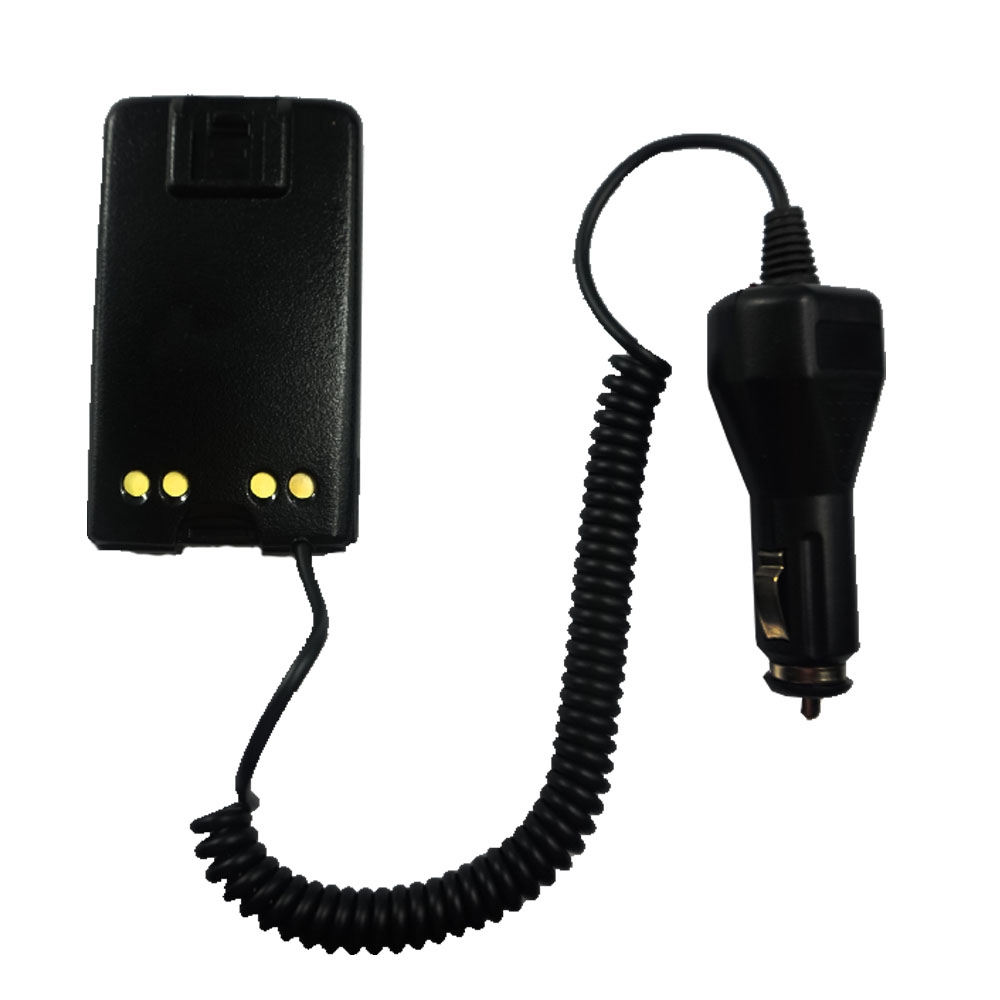 5Pcs Car Battery Eliminator For Motorola Mag One BPR40 A8 Two Way Radio UE