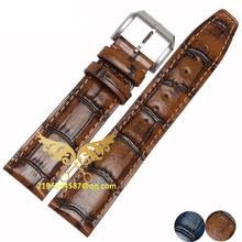 Удивительные 20 мм мода на восстановление древних путей кожаный ремешок ремешок для часов пряжка браслет ремешки бесплатная доставка