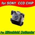 Farb rückfahrkamera para mitsubishi outlander câmera do carro auto kamera estacionamento gps