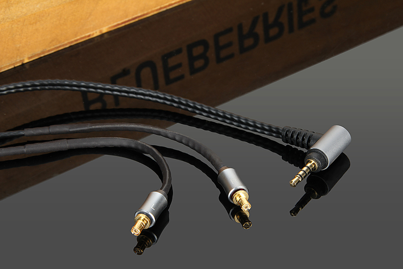 OCC Silver Plated Audio BAL Cable For ATH-CKR100 CKR90 CKS1100 ATH-E70 LS40 LS50 LS70 LS400 LS300 LS200 E40 E50 headphones