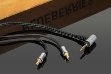 ОКК Посеребренные Аудио БАЛ Кабель Для ATH-CKR100 CKR90 CKS1100 ATH-E70 LS40 LS50 LS70 LS400 LS300 LS200 E40 E50 наушники