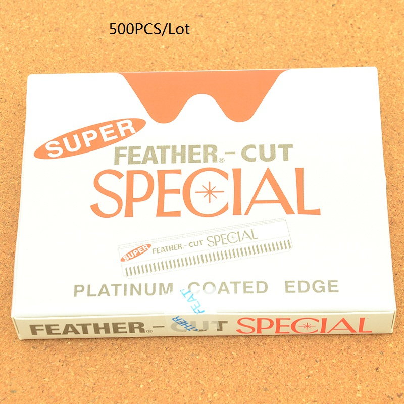 Stainless Steel Multifunction Safety Shave Blades Professional Hair Trimming Razor Blades Women Scraping Eyebrow Blades HD0001