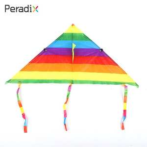 Peradix Outdoor Flying Toys Kids Stunt Surf Kite With Line