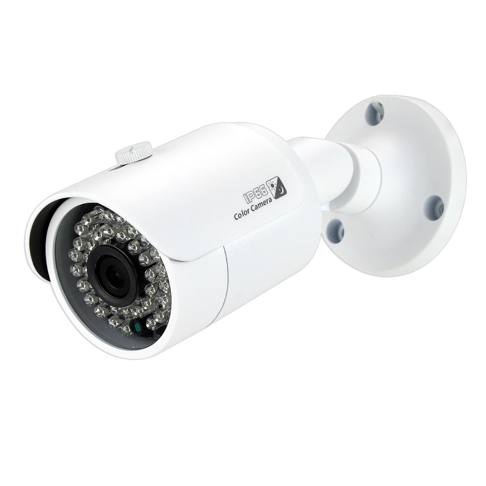 SMTKEY 48V POE 2.0MP Onvif HD 1080P IP Camera SONY IMX 323 Outdoor Waterproof CCTV 5MP H.265+ Network  IP Bullet Camera