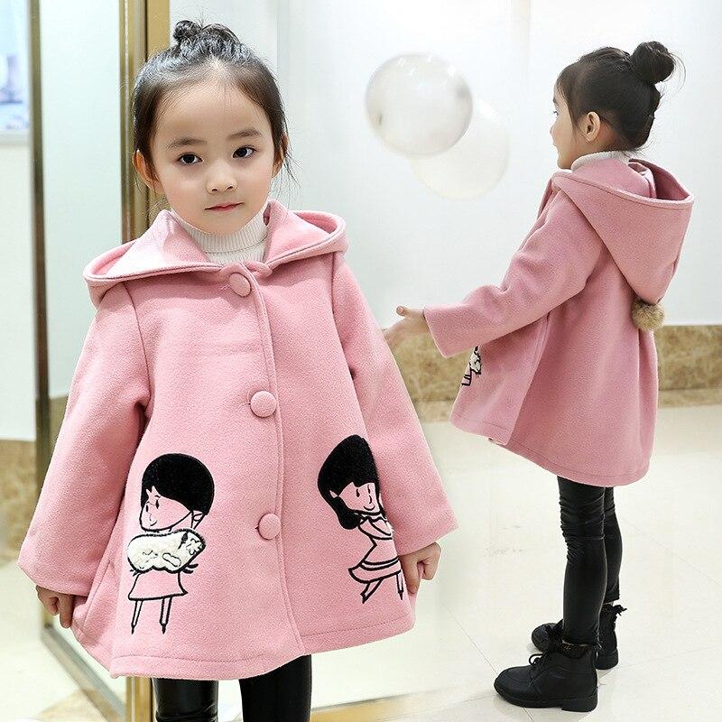 Online Get Cheap Girls Winter Coats Size 7 -Aliexpress.com