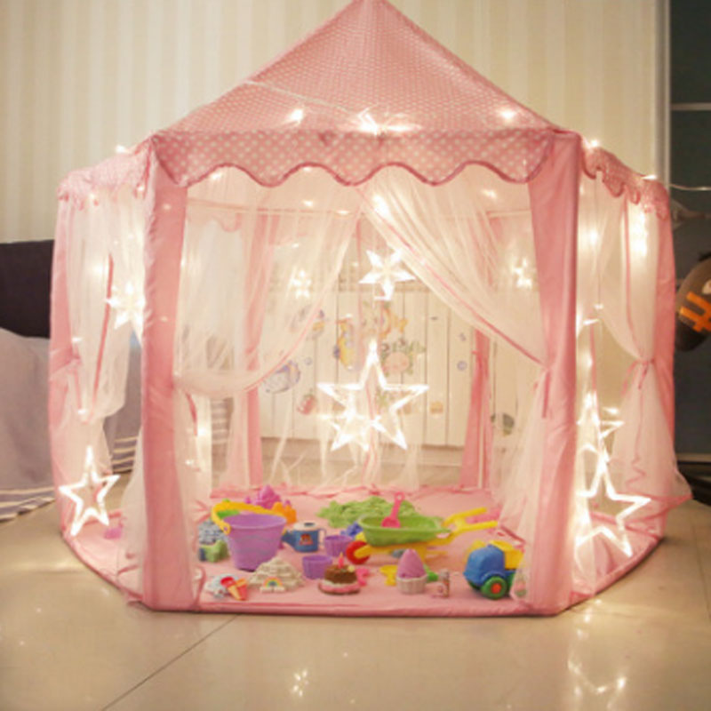 2018 INS children tent Canopy princess castle mosquito net New Creative grow tent Kids Bed Net Children bedroom decoration c0822018 INS children tent Canopy princess castle mosquito net New Creative grow tent Kids Bed Net Children bedroom decoration c082