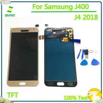 TFT Repair parts LCD Display Touch Screen Digitizer Assembly For Samsung Galaxy J4 2018 J400 J400F J400H J400P J400M J400G/DS