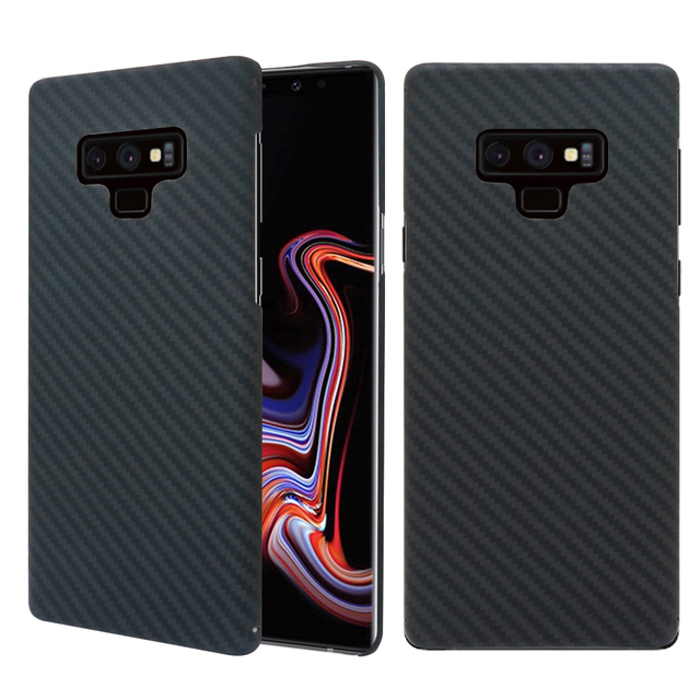 Ultra Thin  Aramid carbon  Fiber Cover for Samsung Galaxy Note 9