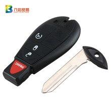 NEUE Für Dodge Ram 1500 2500 3500 4500 Fobik Remote Star Key Fob Keyless Remote mit Chip7941