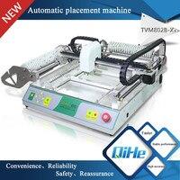 QIHE TVM802BX автоматический светодио дный сборка машины электронные товары техники ручного Палочки и место машина