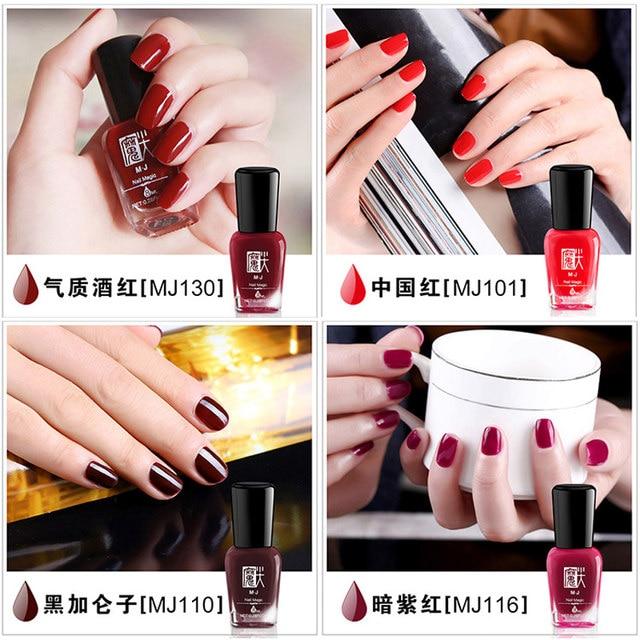 Online Shop 1PC Professional Women Nail Polish Varnish 30 Colors ...