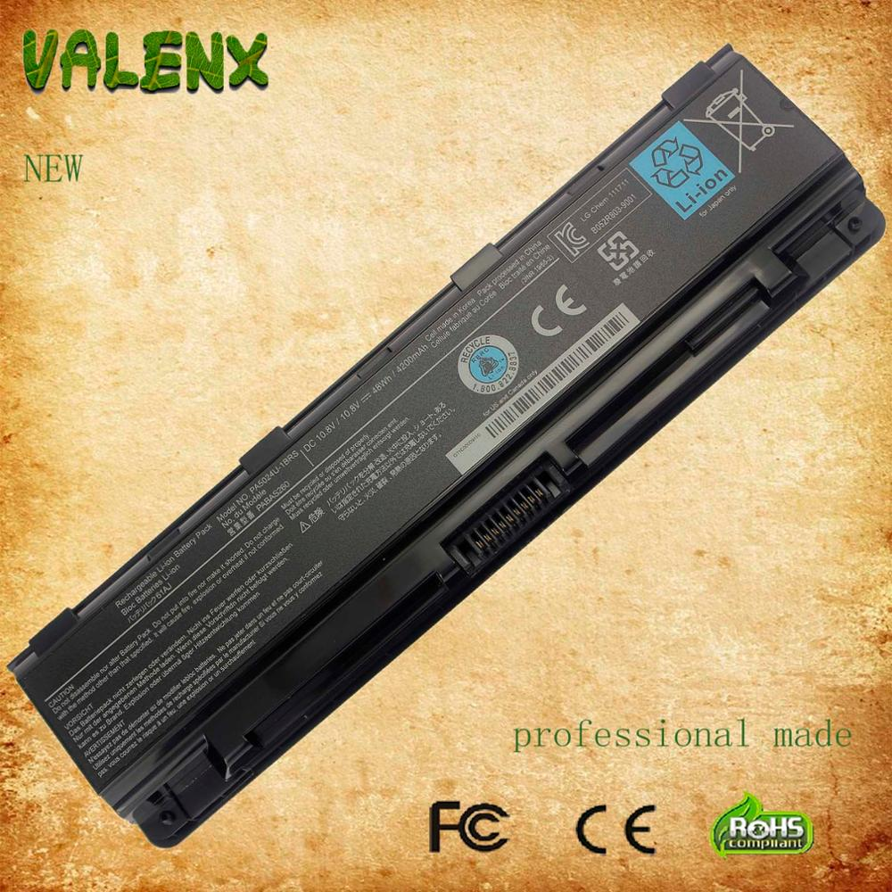 laptop battery for Toshiba Satellite PA5024U-1BRS PABAS260 AKKU L800 L805D M845D C800 C850 C850D C855D C855
