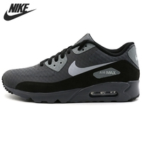 Original New Arrival 2016 NIKE AIR MAX 90 ULTRA ESSENTIAL Men S Running Shoes Sneakers Free