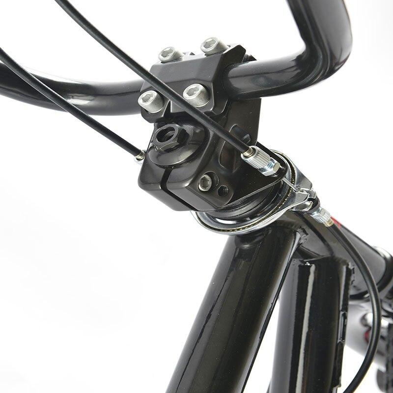 BMX fahrrad stahlrahmen, 20 zoll herren freestyle zeigen, straße ...