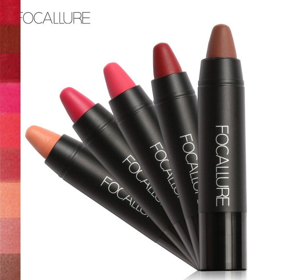 Focallure 1pc Makeup Beauty Lipliner Lip Contour Matte Lip