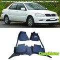 Car floor mats For Mitsubishi lancer 2001 2002 2003 2004 2005 2006 car-styling (Not fit for outlander )