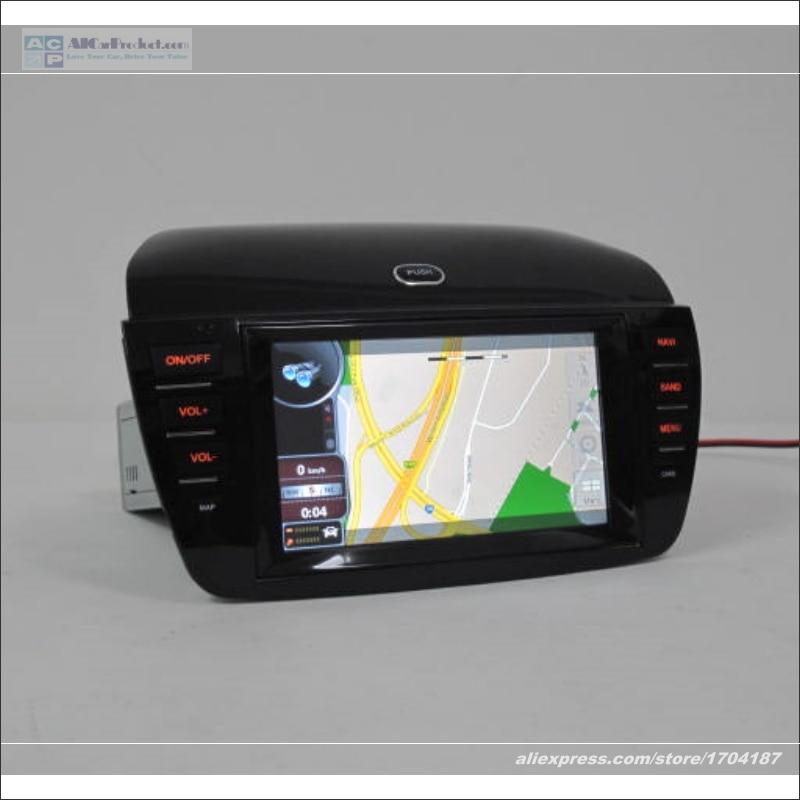 Para Fiat Pratico/Fiat Doblo 2012 ~ 2013 de Radio de Coche CD Dvd GPS Sistema de