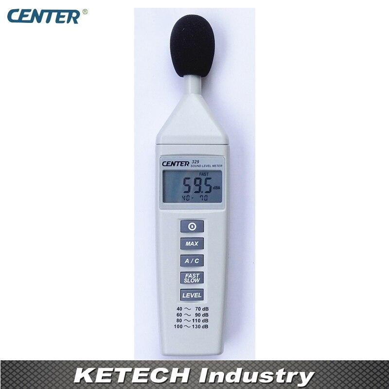 все цены на CENTER329 Noise Sound Level Tester (40-130dB) онлайн