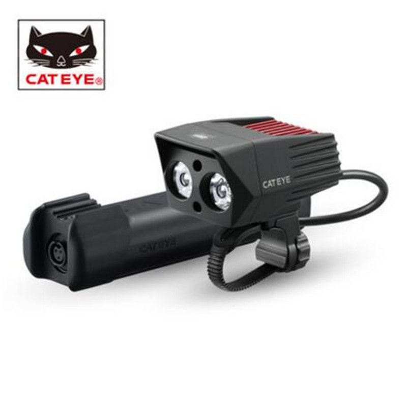 CATEYE Headlamp-Light Mountain-Bike-Light Super-Bright Rechargeable HL-EL920RC