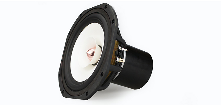 QUEENWAY Steel Magnet ALNICO Magnet paper cone Full Range HIFIEND 6.5 inch Speaker Driver Class A speaker queenway alnico magnet steel magnetic full range hifiend 15 inch speaker driver ture hifi full range speaker ball skeleton