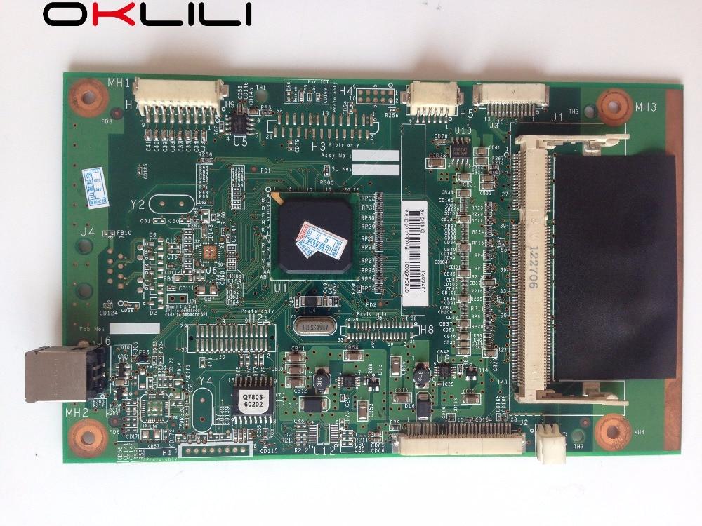 q7804 69003 q7804 60001 formatter pca assy formatter board placa logica principal placa mae mainboard para