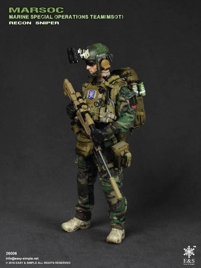 1:6 scale Super flexible military figure 12 action figure doll Collectible Model Plastic toy MARSOC MSOT Recon Sniper 1 6th scale military figure collectible model plastic toy blue steel commandos swat beijing china 12 action figure doll