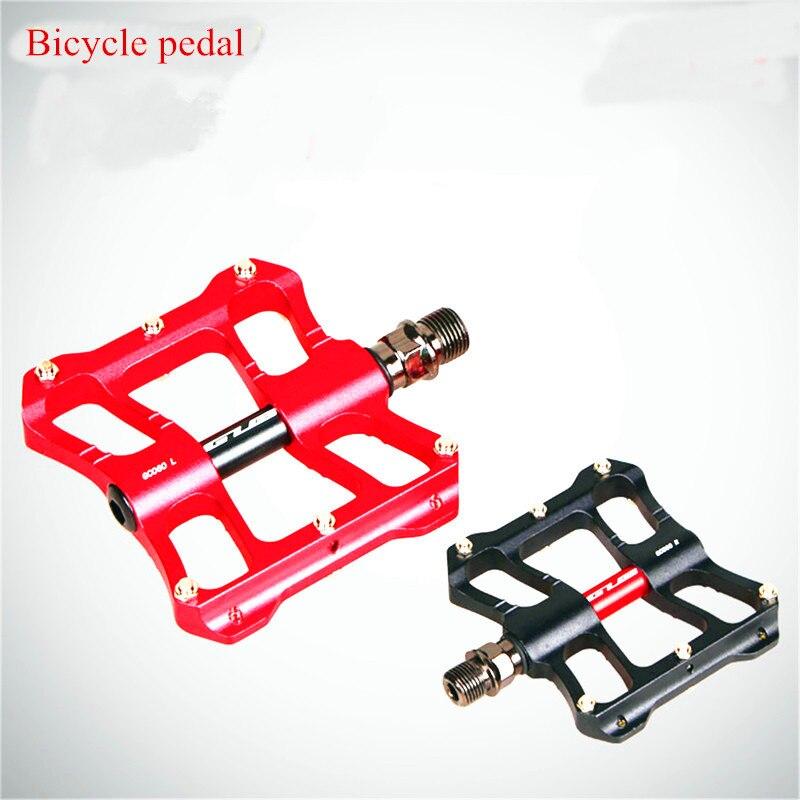 2018 nouveauté VTT pédales cyclisme sur route scellé 3 pédales de roulement BMX ultra-léger vélo pédale pièces de vélo 1 paire