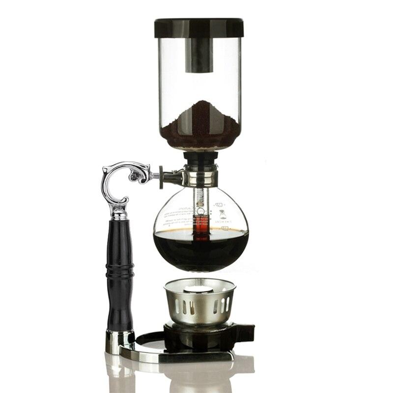 200 мл холодной капельный Кофе чайник кофейник холодной воде варить Ice капельный кофе Maker, капельный кофе горшок кофеварки Стекло час Стекло