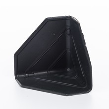 Free Shipping 60*60*60*1mm size Black Plastic Packing Corner Protector Shipping Edge Cover Package Corner Guard(China)
