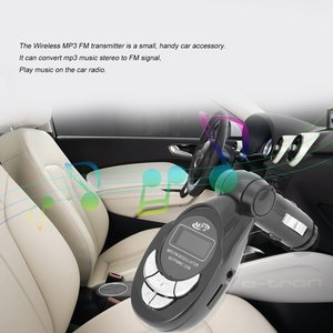 4 in 1 Car Vehicle MP3 Player
