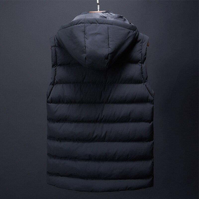canada fashion vest men casual mens down jacket korean streetwear clothing overcoat dress male trench autumn winter coat for men (1)