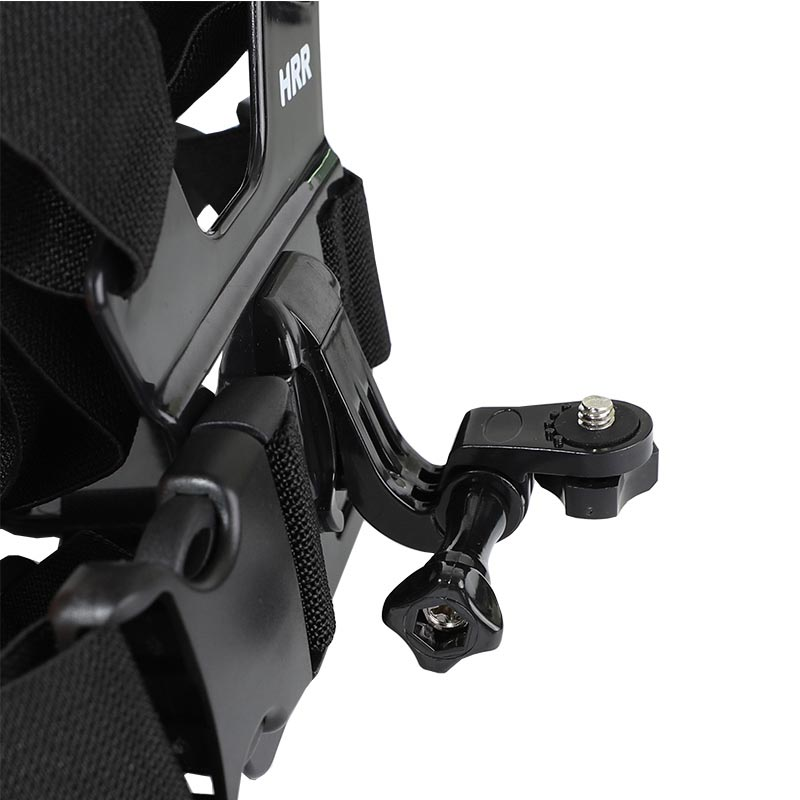 Mobile Phone Outdoor Live Support Holder Chest Strap Mount iPhone Huawei Cycling Fishing Cell Phone Fixed Bracket Accessories in Phone Accessory Bundles Sets from Cellphones Telecommunications