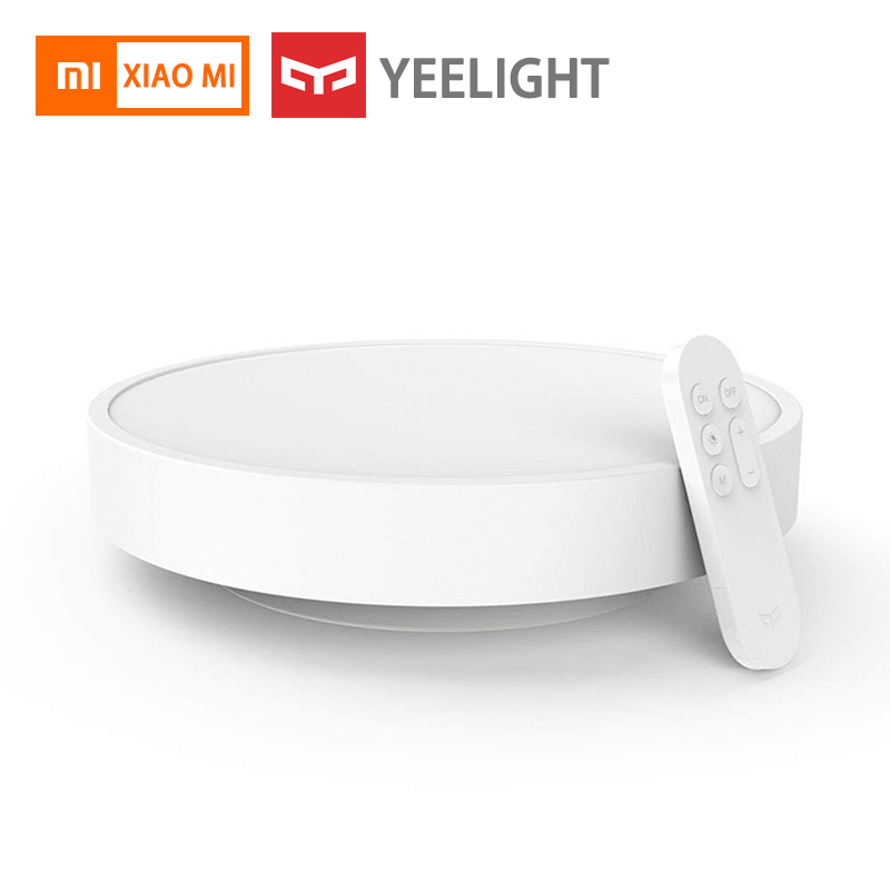 Originale Xiaomi Yeelight Smart Plafoniera Della Luce di Soffitto Della Lampada A Distanza APP WIFI Bluetooth di Controllo Intelligente LED Samsung IP60 AntipolvereOriginale Xiaomi Yeelight Smart Plafoniera Della Luce di Soffitto Della Lampada A Distanza APP WIFI Bluetooth di Controllo Intelligente LED Samsung IP60 Antipolvere