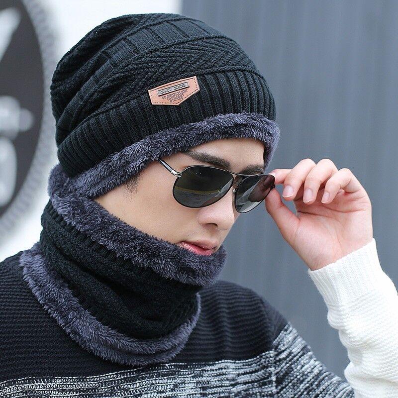 2017fashion Men Warm Hats Caps