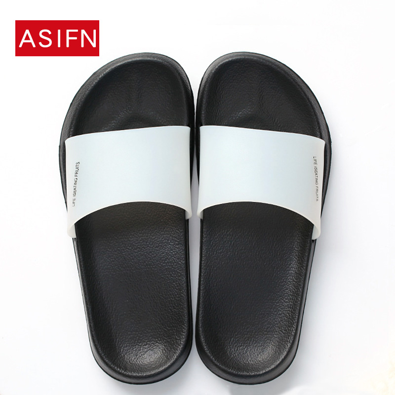 Fashion 2018 Women Slippers Black White Summer Slides Beach Slippers Platform Sandals Women Shoes Flip Flops Zapatillas Mujer women creepers shoes 2015 summer breathable white gauze hollow platform shoes women fashion sandals x525 50