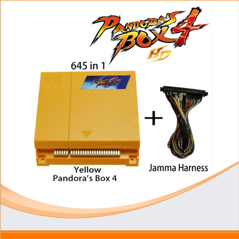 Pandora box 4