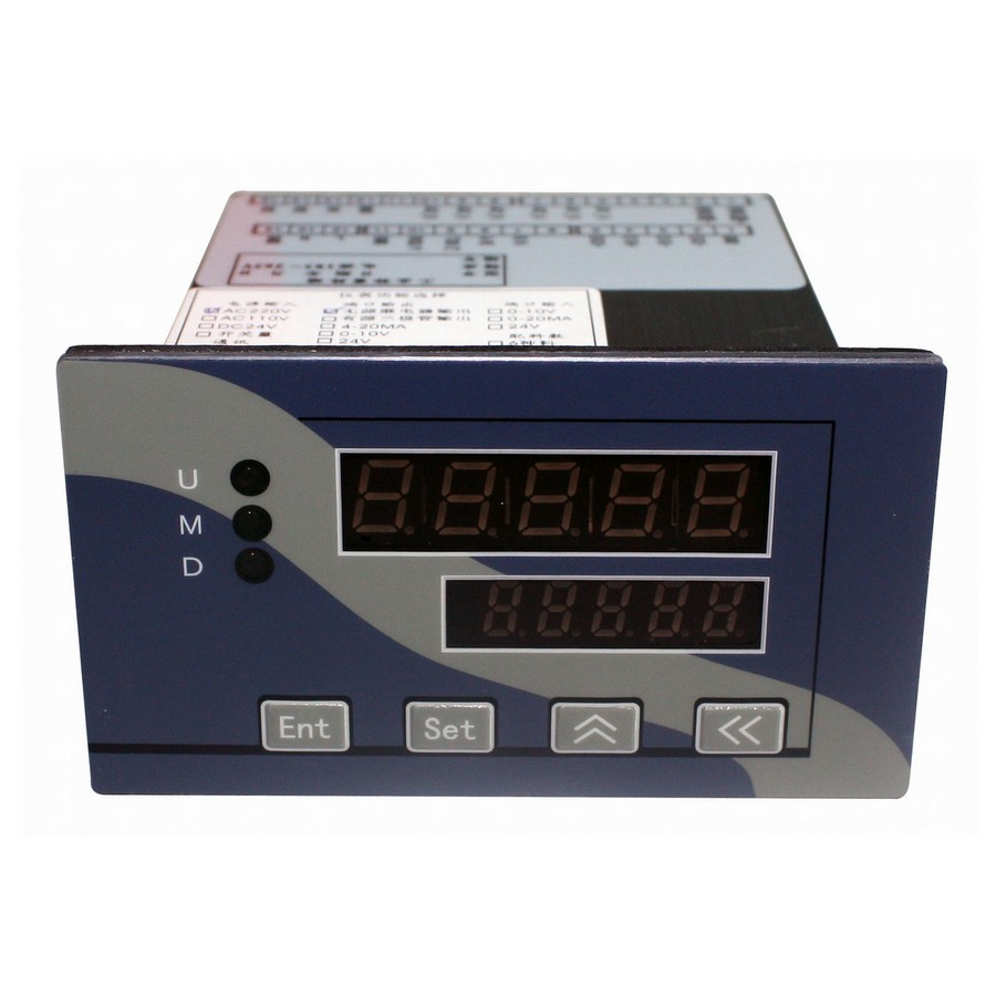 Load cell indicator digital display weighing RS485+3 relays - force sensor store