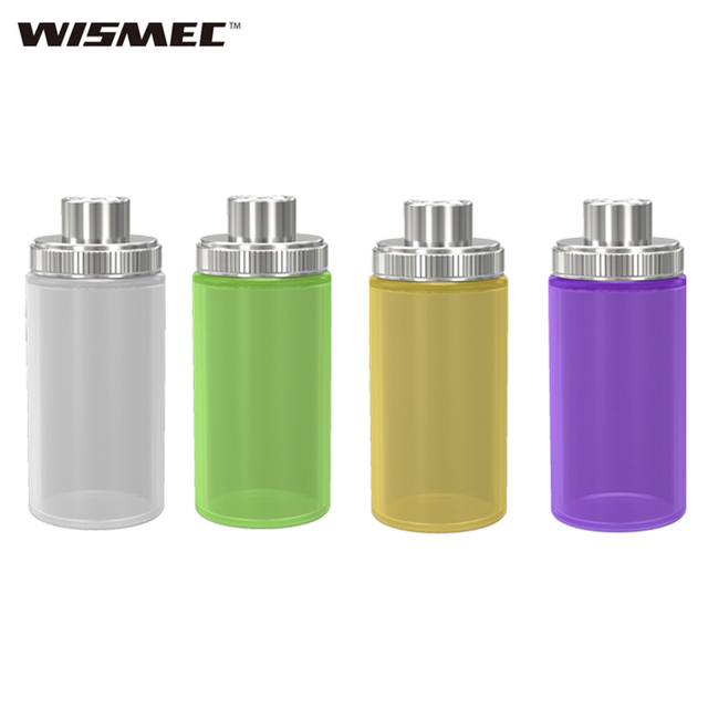 US $6 48 |2PCS Original Wismec LUXOTIC BF BOX E liquid Bottle 7 5ml  Replacement Plastic Bottle For LUXOTIC BF Box MOD Vape-in Electronic  Cigarette