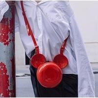 Melissa Original Brand Kids Mickey Bag Girls Jelly Bag 2019 New 4 Color Melissa Bag