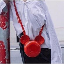 Mini Melissa Original Brand Kids Mickey Bag Girls Jelly Bag 2019 New 4 Color Melissa Bag