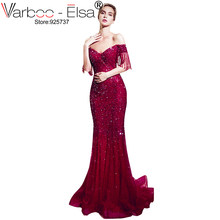 55b755ad87 Popular Luxury Crystal Red Prom Dress-Buy Cheap Luxury Crystal Red ...