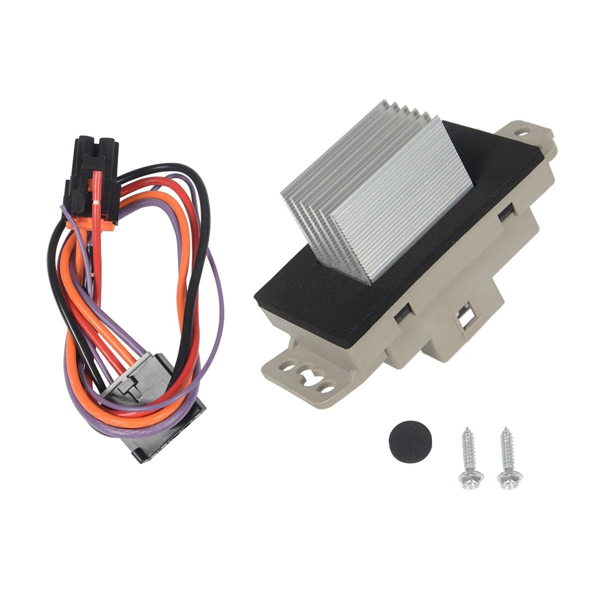 1580567 20340 HVAC Blower Motor Resistor MT1805 1572909 19260762 52409643