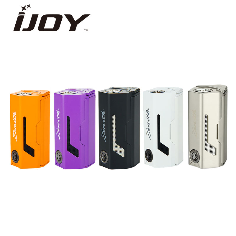 Original 300 W IJOY MAXO Zenith VV caja MOD sin batería 18650 para MAXO V12/RDTA 5S/Wondervape RDA tanque cigarrillo electrónico