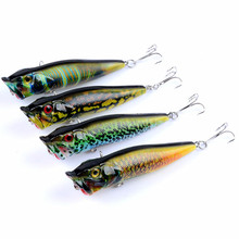 9.5cm 12g Popper Fishing Lure Deep Float Ice For Crankbait Jerkbait Sea Tackle