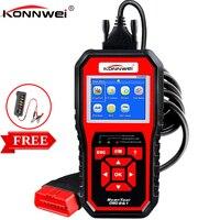 KONNWEI KW850 OBD2 OBD 2 Automotive Code Scanner Multi-talen Auto Diagnostic Tool in Russische Beter dan NT301 AL519