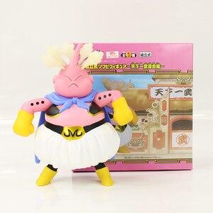 Image 5 - 6スタイルドラゴンボールzブウフィギュア玩具dx dxf脂肪スリム魔人ブーイングアニメdbzグッズモデル人形
