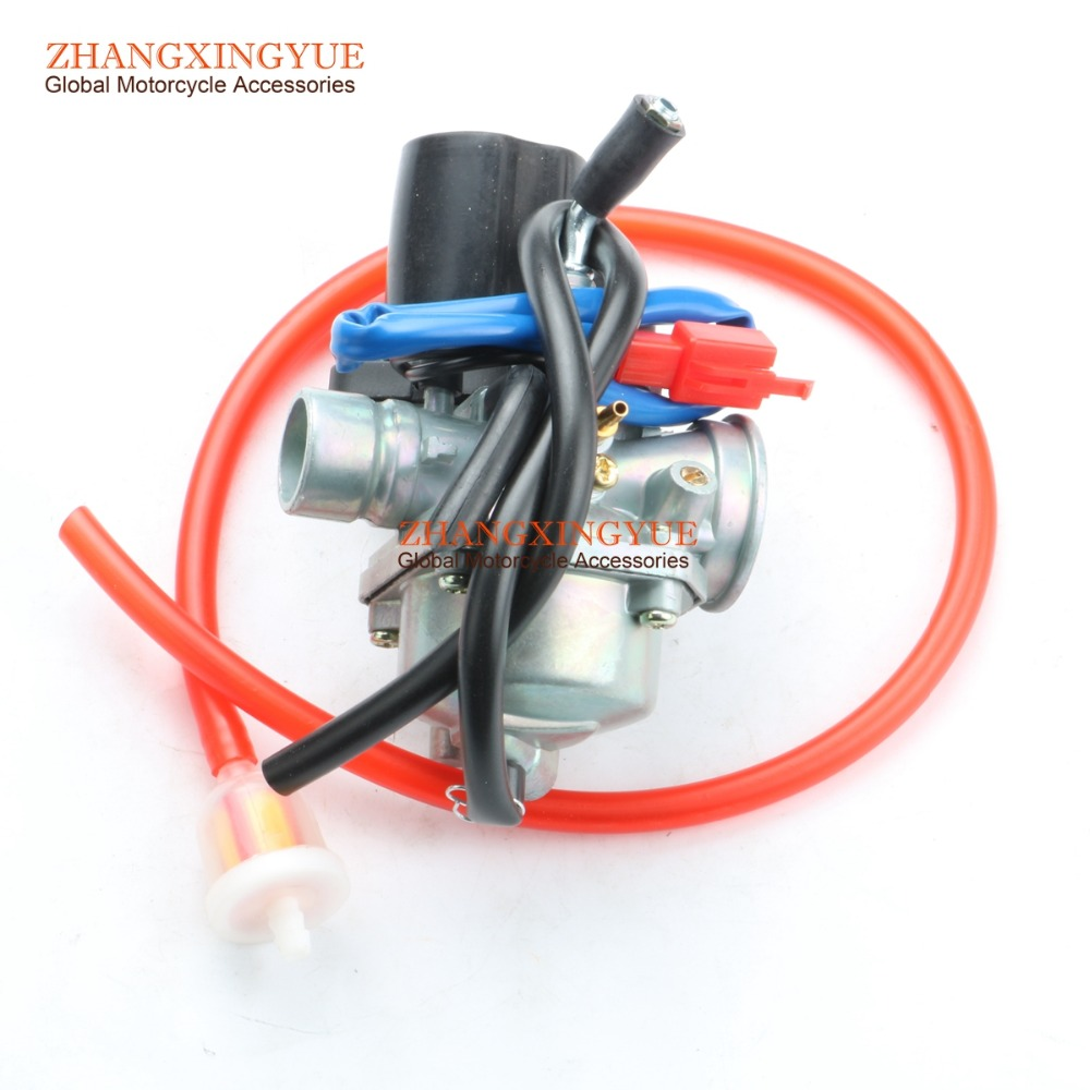 19mm Carburetor Moped Carb for YAMAHA Aerox Axis BWS 12 Zoll BWS Breeze 50 JOG R RR 50 LC Neos 50 Slider AC Why Zuma 50 2T high quality carburetor for yamaha 4dm zuma bws50 bws100 jog50 jog90 4vp e4101 30 00