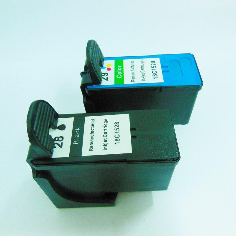 Lexmark үшін 2PK қара және түсті сия - Кеңсе электроника - фото 5