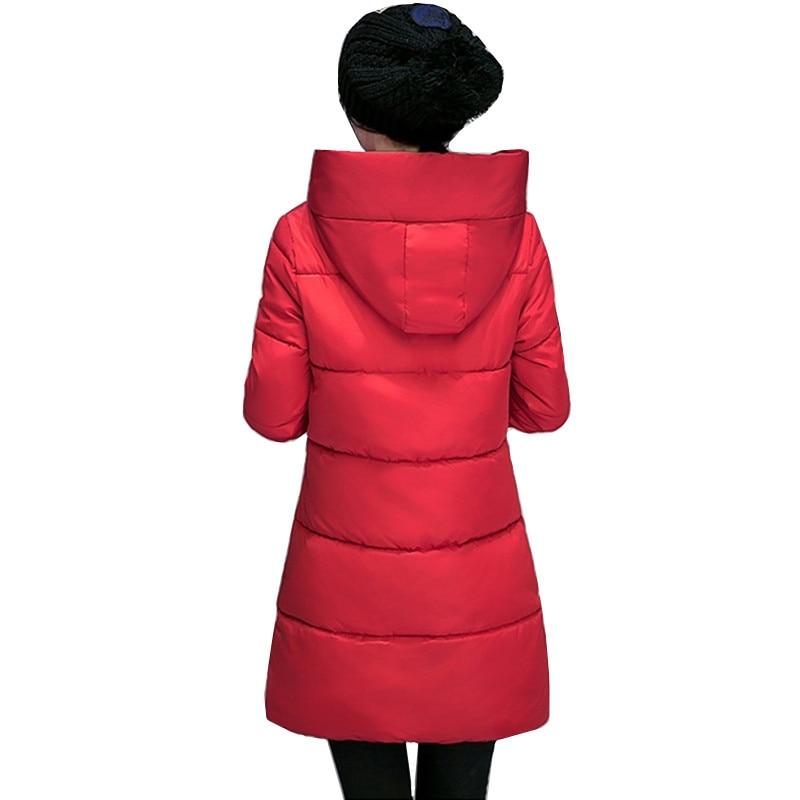 ზამთრის ქურთუკის ქურთუკი - ქალის ტანსაცმელი - ფოტო 6