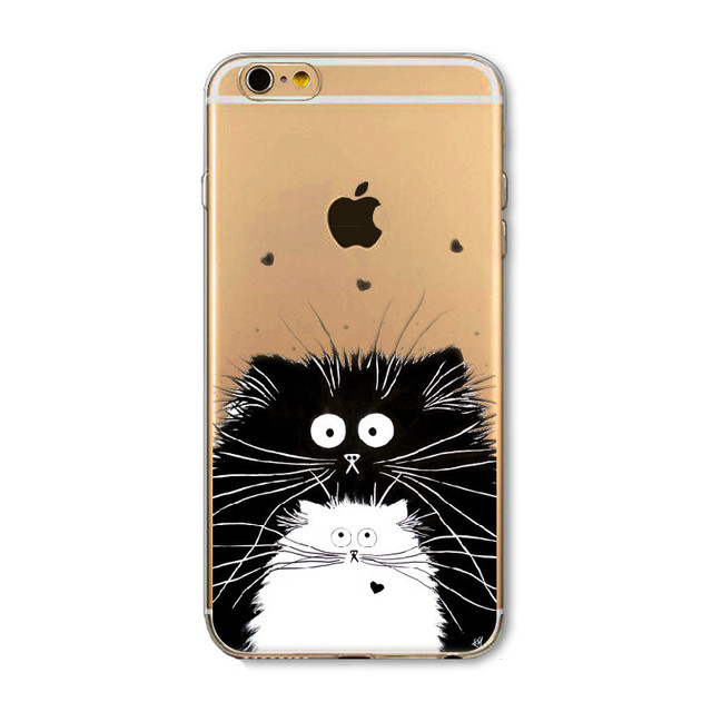 Cute Cat iPhone Case